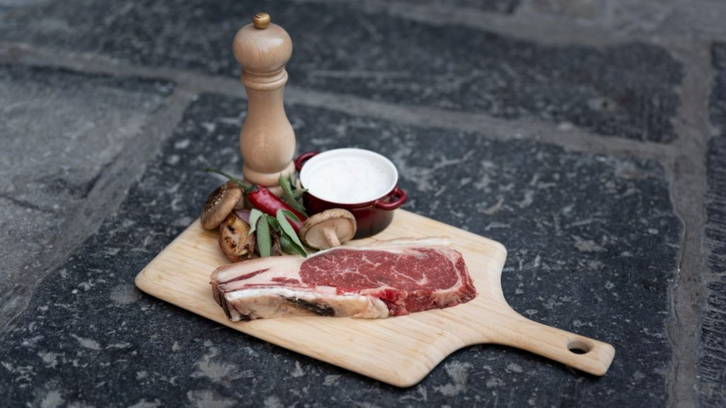 Dry-Aged meats - selected for premium taste